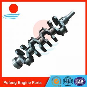 China TOYOTA Forklift Crankshaft wholesaler 4Y 3Y Crankshaft 13411-73010 on sale