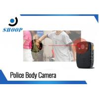 Buy cheap Lightweight Police Body Worn Camera With Night Vision 1296P GPS from wholesalers