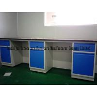 Quality 10mm Chemical Steel Lab Bench 12.7mm Phenolic Resin Tabletop Acid Resistant for sale