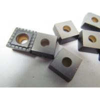 Quality TiN Coating Metal Lathe Carbide Inserts / Durable Custom Carbide Inserts for sale