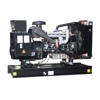 Quality Commercial Perkins Engine Generator Set 150 Kva Water - Cooled IP23 Protection Grade for sale