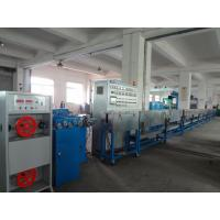 Buy cheap Silicon continuous Vulcanization Extrusion Line from wholesalers