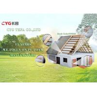 Buy Double Side Reflective Insulation Foam 432N Edge Tearing Resistance Easy To Install at wholesale prices