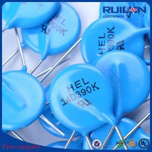 Quality Ruilon 14D Series Through Hole Metal Oxide Varistors MOV for sale