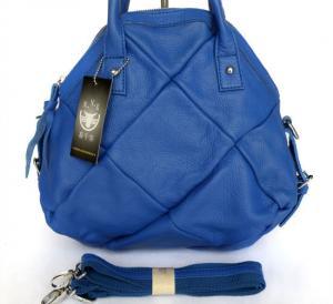 Quality Fashion Design GREAT LEATHER PINEAPPLE SHAPE SHOULDER HANDBAG #2144 for sale