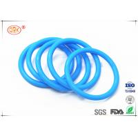 Buy cheap Durable Tasteless Rubber Silicone O-Ring Anti Dust 30 - 85 Shore Hardness from wholesalers