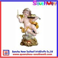 China Polyresin angel ornaments,resin angel gifts on sale