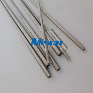 Quality ASTM A213 5/8'' TP316 Bright Annealed Seamless Instrument Tube for sale