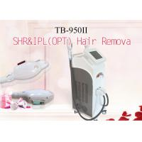 Quality 2000W SHR OPT Depilation Pure Sapphire IPL Hair Removal Machine for sale