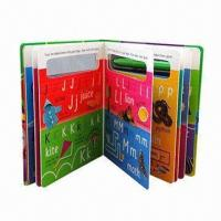 Buy cheap Babies First Words and Picture Book, Made of Glossy Art Paper from wholesalers