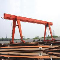 Quality Powered Single Leg Gantry Crane High Capacity For Industrial Factory Workshop for sale
