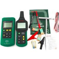 Quality Auto Ranging Underground Cable Detector , Advanced Wire Tracer With Transmitter for sale
