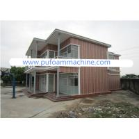Quality 40ft house to do popular prefab modular home for camp area for sale