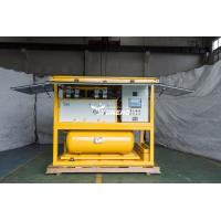 Buy QTHS Series With DN8 and DN20 SF6 Gas Recycling Gas Reclamation Machine at wholesale prices