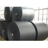 Quality 100% Wood Pulp 700mm Width Black Paper Rolls with Strong Stiffness for sale
