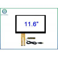 Quality ILI2302 Controller USB Interface Capacitive Touch Panel For 11.6 Tablets , Consoles for sale