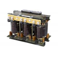 Buy cheap Industrial 90kva Three Phase Dry Type Reactor 50/60HZ 220/380V AC Power from wholesalers