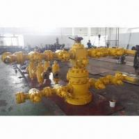 Buy cheap Chrismas Tree in Working Fluid of Natural Gas, Oil and Mud with Sulfur from wholesalers