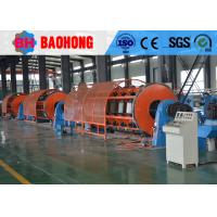Quality 630/12+18+24 Rigid Stranding Machine , Wire Cable Making Machine for sale
