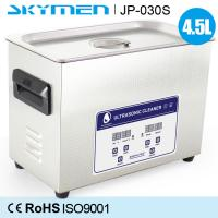 Buy Digital Heater Benchtop Ultrasonic Cleaner , Household Kitchen Ultrasonic Cleaning Machine at wholesale prices