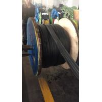 Quality Flat Flexible Traveling Cable for Crane or Conveyor YFFBG-PUR 8*6.0+4*2.5 PUR Black Jacket for sale