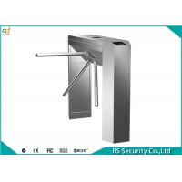 Quality Bridge Tripod Turnstile Secuirty Systems Arm Drop Barrier Turnstiles for sale