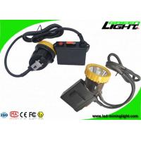 Quality 50000lux High Lumen Coal Mining Lights IP67 Water-proof 11.2Ah Big Battery Capacity LED Mining Lights for sale