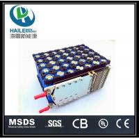 Quality 24V 10Ah lithium battery for electric bike for sale