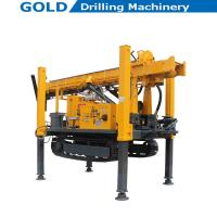 Quality Full Face Drilling High Efficiency DTH Hammer Drilling Rig for sale