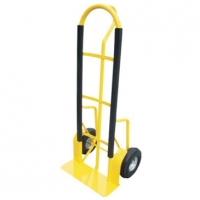 Quality Warehouse Steel Two Wheel Hand Trolley for sale