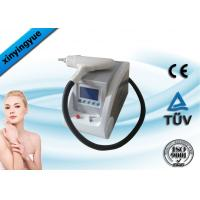 Quality Effective 1000mj Q - Swich ND YAG Tattoo Laser Removal Machine With TUV for sale