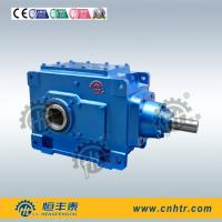 Quality 2 Stage Bevel Gear Reducer Ratio 12.5 to 1 Mining Machine Roller Crushing for sale