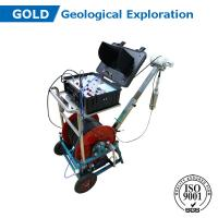 Quality Integrated borehole focus adjusting orbit cam borehole inspection camera system for sale
