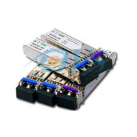 Buy Single-mode Fiber Optic Transceiver Compliant IEC60825-1 / RoHS at wholesale prices