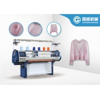Quality Jacquard Flat Bed Knitting Machine for sale