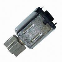 Quality Vibration Motor, w/ R3 x 4mm Vibrating Part, 1.3V Volt, Ideal for Precision Equipment/Personal Toys for sale