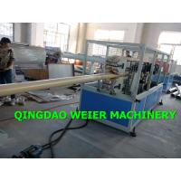 Quality PVC UPVC Pipe Extrusion Line , 20 - 63mm Diameter High Output Extruder for sale