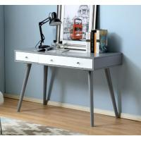 European Vintage Computer Writing Desk And Hutch For Home / Office