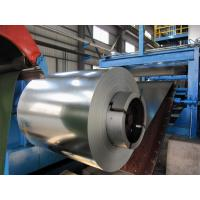 China Passivating / Oiling Galvanized Steel Coil For Industry on sale