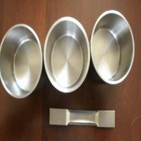 Quality Zirconium oxide Crucibles for metal smelting for sale