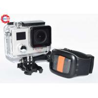 Quality Dual Screen 2.0 LCD FHD 1080p Action Camera WIFI On Helmet Outdoor Activities for sale
