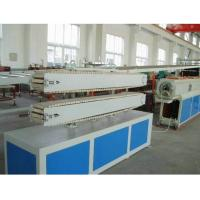 Quality Plastic Pipe Extrusion Line 200kg/H For HDPE Silicon Core Pipe for sale