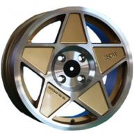 Quality new 15 inch golden star alloy wheel 4/8 holes car rims for sales for sale
