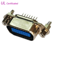 Quality Centronic 14 Pin Straight Angle Male PCB Connector 24pin 36pin 50pin With Hex Head Nut for sale