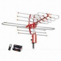 China 3W Outdoor TV Antenna with Infrared Remote Control on sale