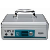 Quality Fireproof Steel Money Box Portable Cash Box Safe And Convenient for sale