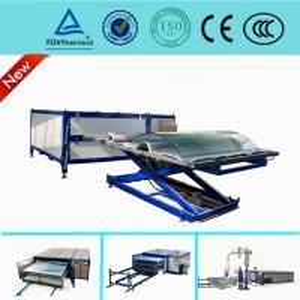 China Stable EVA Glass Laminating Machine Laminated Heatbox / Furnace / Oven on sale