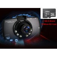 China 1920 x 1080 FHD G-sensor HD Car DVR Packing Motion Dectection on sale