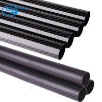 Quality carbon fiber pipe 2000mm for sale