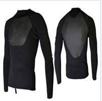 Quality Men's longsleeve neoprene top suit 2mm for sale